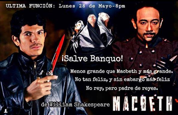 Photo of Esta noche la obra 'Macbeth'