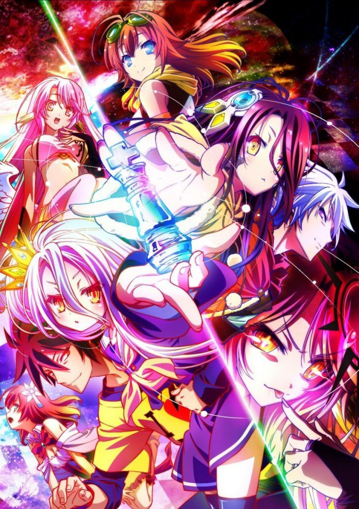 Photo of Pre venta de boletos para 'No game No life' en Cinemark
