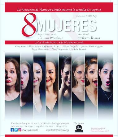 Photo of Muy pronto la obra «8 Mujeres»