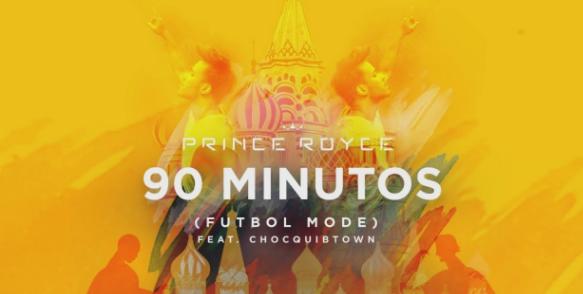 Photo of Prince Royce se prepara para el Mundial de Rusia 2018