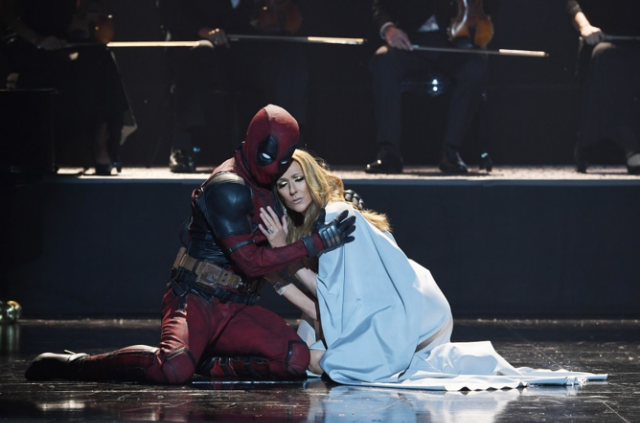 Photo of Céline Dion es parte de la banda sonora de Deadpool 2