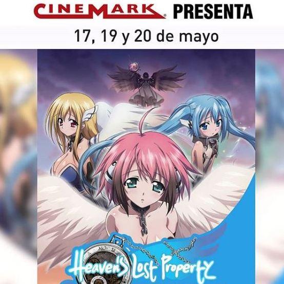 Photo of 'Heaven´s Lost Property' en Cinemark