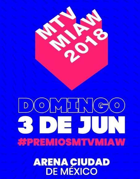 Photo of Todo listo para 'Premios MTV Miaw 2018'