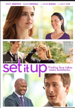 Photo of Netflix estrena tráiler de «Set It Up: el plan imperfecto»