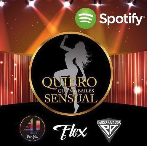 Photo of 4U presenta 'Quiero Que Me Bailes Sensual'