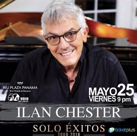Photo of En concierto esta noche Ilan Chester en Panamá