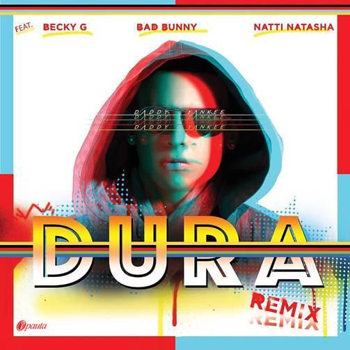 "Photo of Daddy Yankee presenta ""Dura"" Remix"