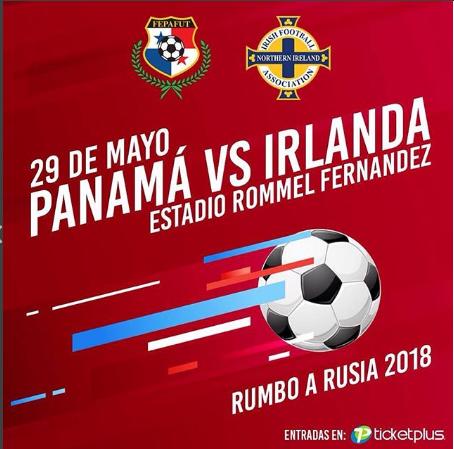 Photo of Juego amistoso internacional entre «Panamá vs. Irlanda del Norte»