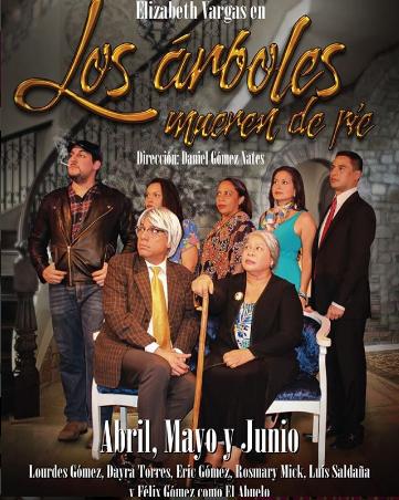 Photo of No te pierdas  de la obra 'Los Árboles mueren de pie'