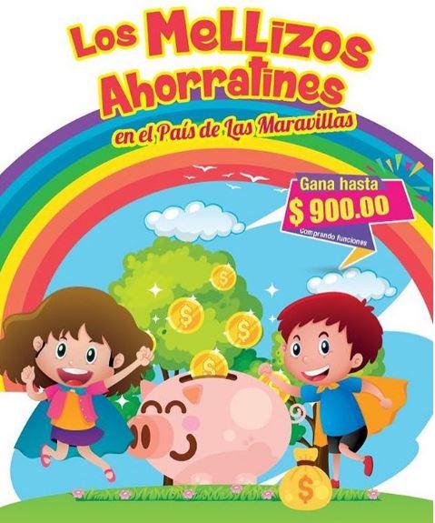 Photo of Obra infantil 'Los Mellizos Ahorratines en el País de Las Maravillas'