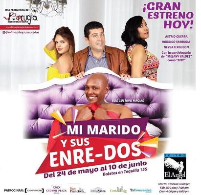 Photo of Hoy el gran estreno «Mi Marido y sus Enre-dos»