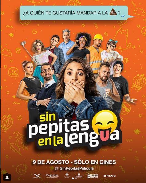 Photo of 'Sin Pepitas en la Lengua' lanza el poster oficial