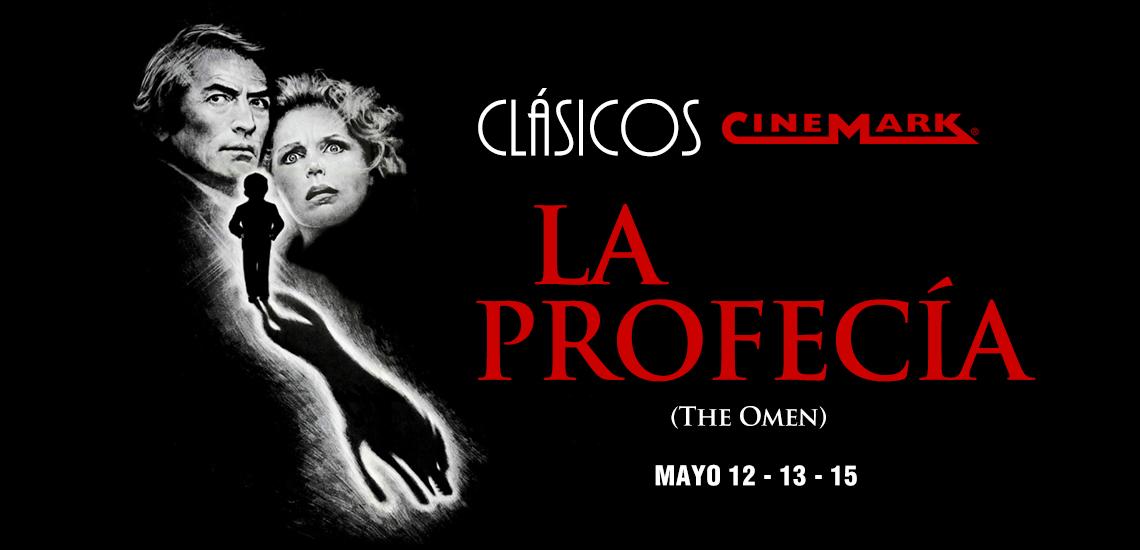 Photo of Hasta hoy disfruta de 'La profecía' en los Clásicos Cinemark