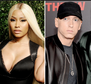 Photo of Nicki Minaj y Eminem confirman su relación