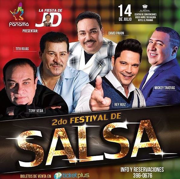 Photo of 2do Festival de Salsa en Panamá