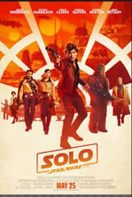 Photo of Próximamente en Cinemark Han Solo: Una historia de Star Wars