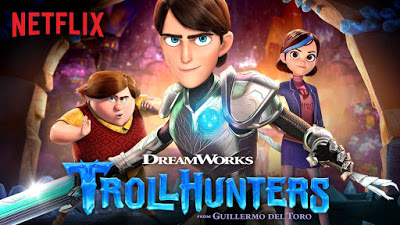 "Photo of Netflix lanza el tráiler de ""Trollhunters"""
