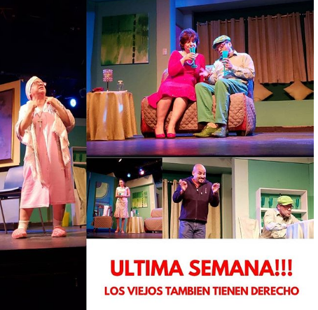 Photo of Última semana de «Los Viejos también tienen Derecho»