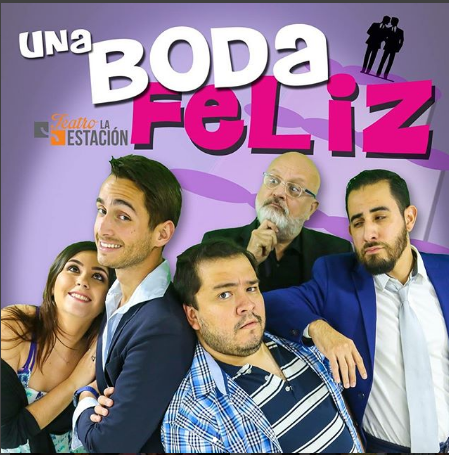 Photo of Disfruta el fin de semana con la obra 'Una Boda Feliz'