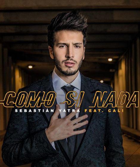 "Photo of Sebastian Yatra estrena ""Como Si Nada"""