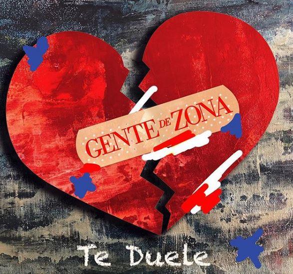 Photo of Gente de zona lanza su nuevo single «Te duele»