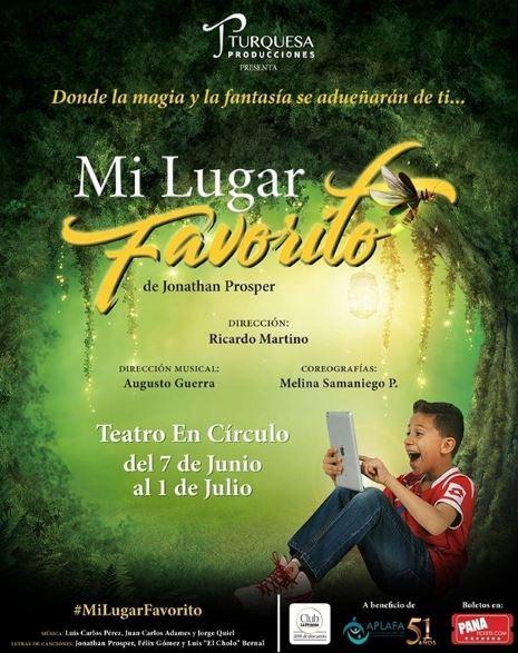 Photo of Esta noche gran estreno de 'Mi Lugar Favorito'