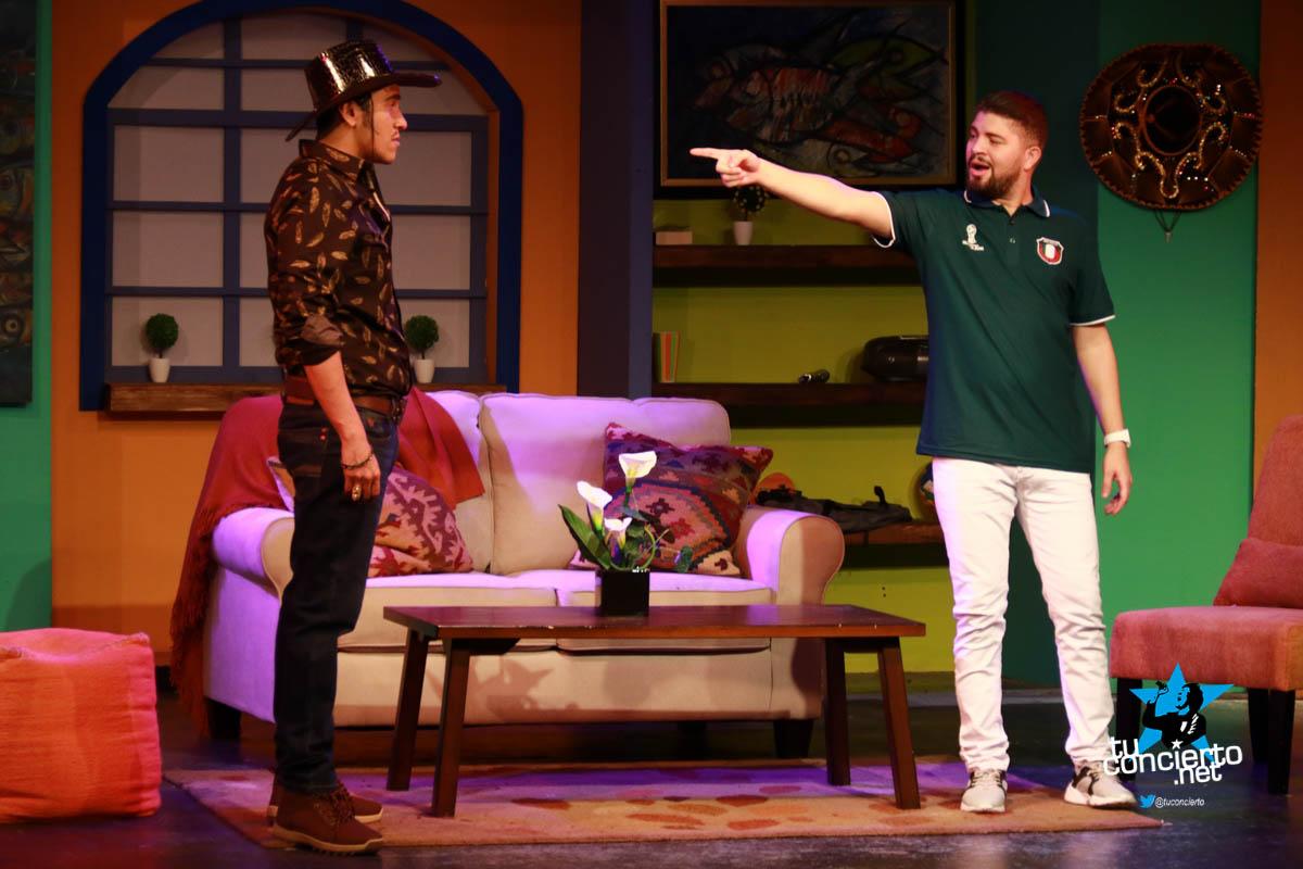 Photo of #teatroTC Matrimonio para Tres