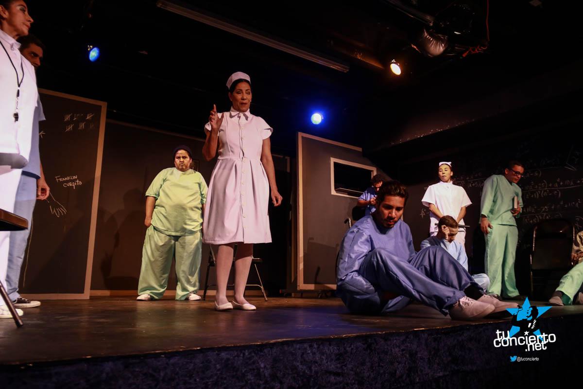 Photo of #teatroTC 'De Embustero, Villano y Loco, Todos tenemos un Poco'