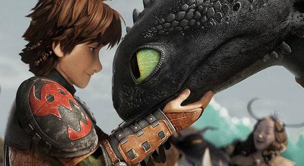 Photo of Tráiler oficial de 'Como entrenar a tu Dragón 3'