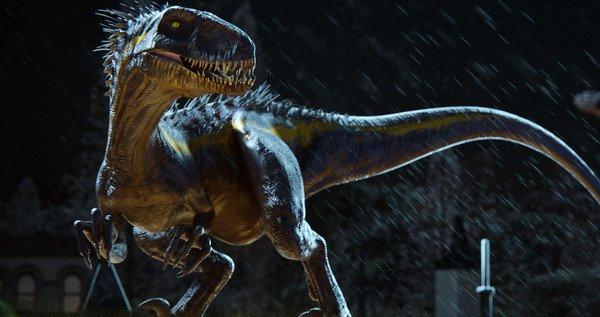 Photo of Jurassic World: el reino caído ya llego a las salas de Cinemark