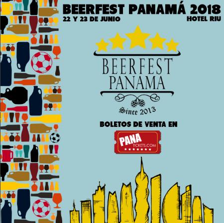 Photo of Muy pronto «Beerfest Panamá 2018»