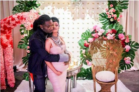 Photo of Cardi B celebra Baby Shower de su hija