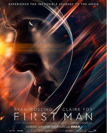Photo of Universal Pictures ha lanzado el primer tráiler de «First Man»