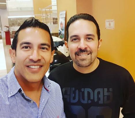 Photo of Ricardo y Alberto Gaitán promocionan «Más Que Una Profecía»