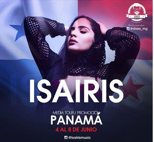 Photo of Isairis presenta Media Tour en Panamá