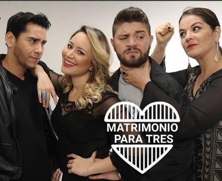Photo of Disfruta de la obra 'Matrimonio para Tres' en Teatro Aba