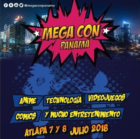 Photo of Mega Con Panamá