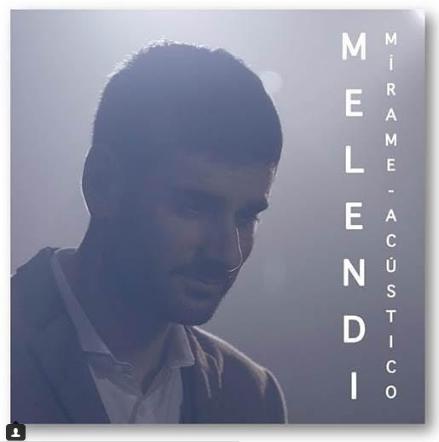 Photo of Melendi estrena nueva versión de «Mírame»