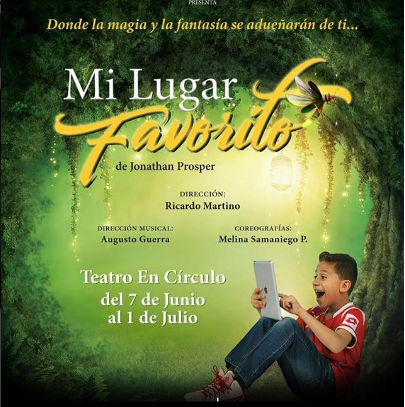 Photo of Disfruta en Teatro en Circulo de la obra 'Mi Lugar Favorito'