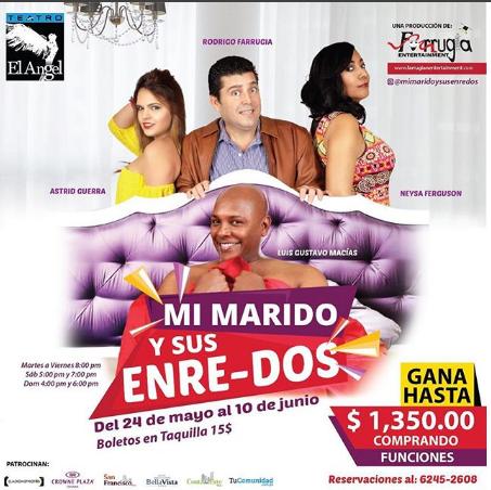 """Photo of """"Mi Marido y sus Enre-dos"""""""