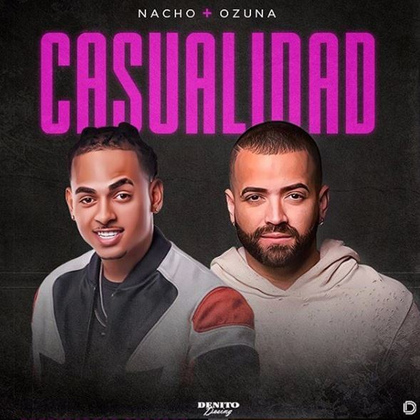 Photo of Nacho y Ozuna se unen en  'Casualidad'