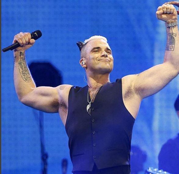 Photo of Robbie Williams estará en la ceremonia de apertura del Mundial de Rusia 2018