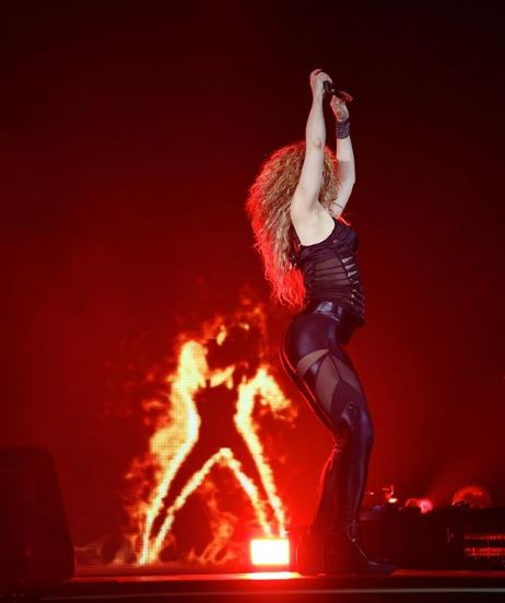Photo of Shakira inicia su gira El Dorado World Tour