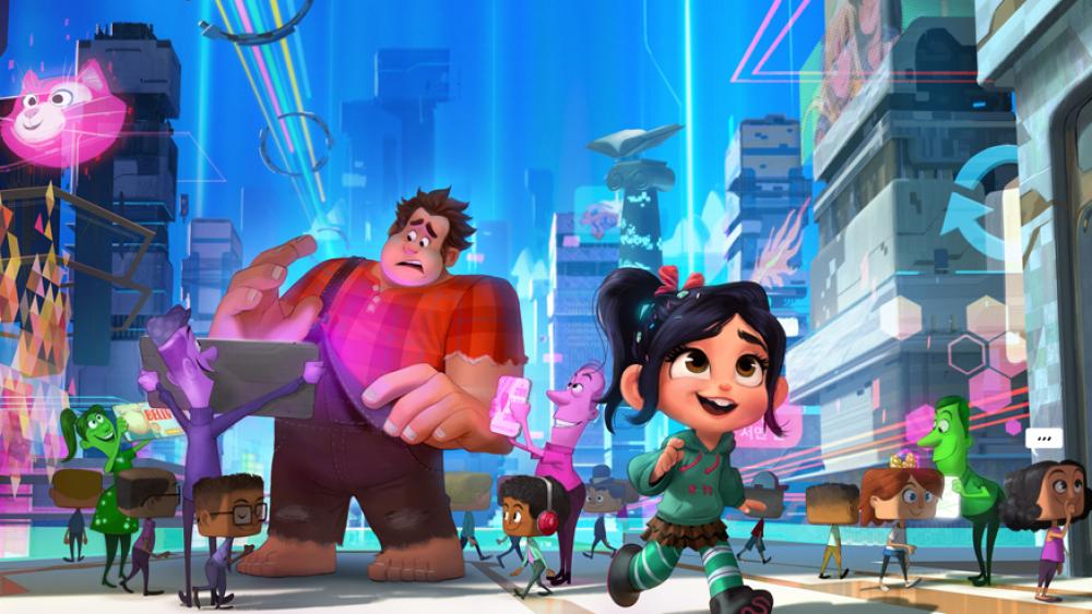 Photo of Disney lanza nuevo afiche para la próxima secuela de 'Ralph el Demoledor 2'