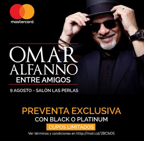 Photo of Omar Alfanno en concierto