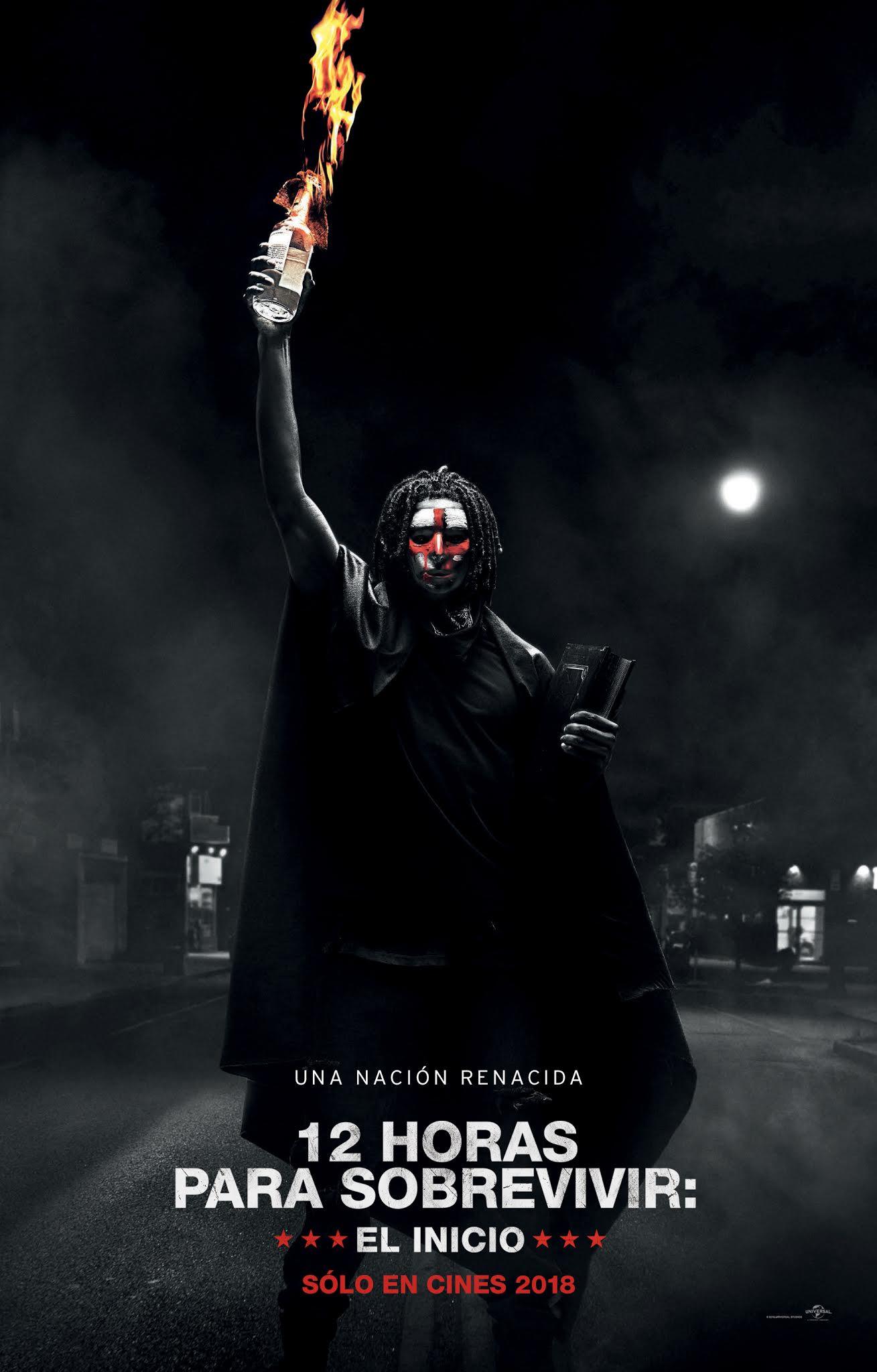 Photo of Próximamente en Cinemark '12 Horas para sobrevivir: El Inicio'