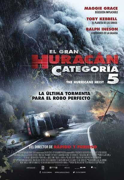 Photo of Estreno de «El Gran Huracán categoría 5»