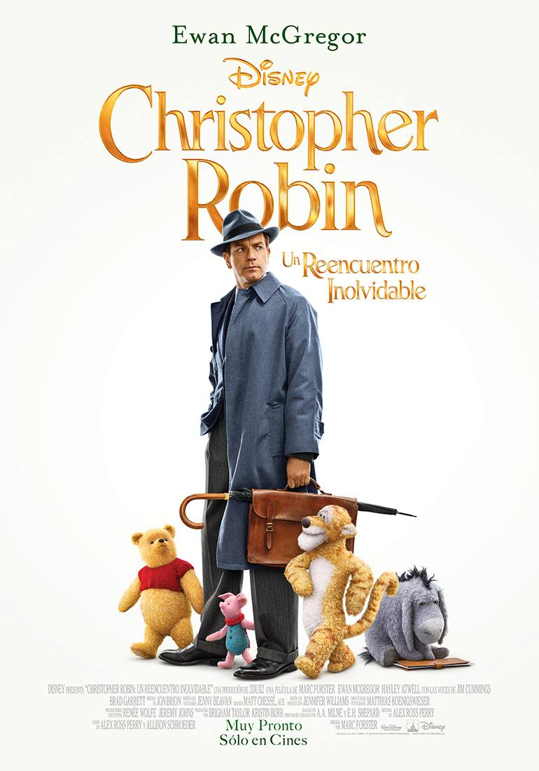 Photo of Muy pronto Christopher Robin: Un reencuentro inolvidable