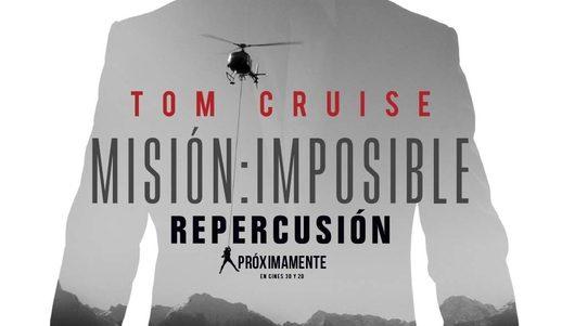 Photo of Próximamente en Cinemark «Misión Imposible: Repercusión»