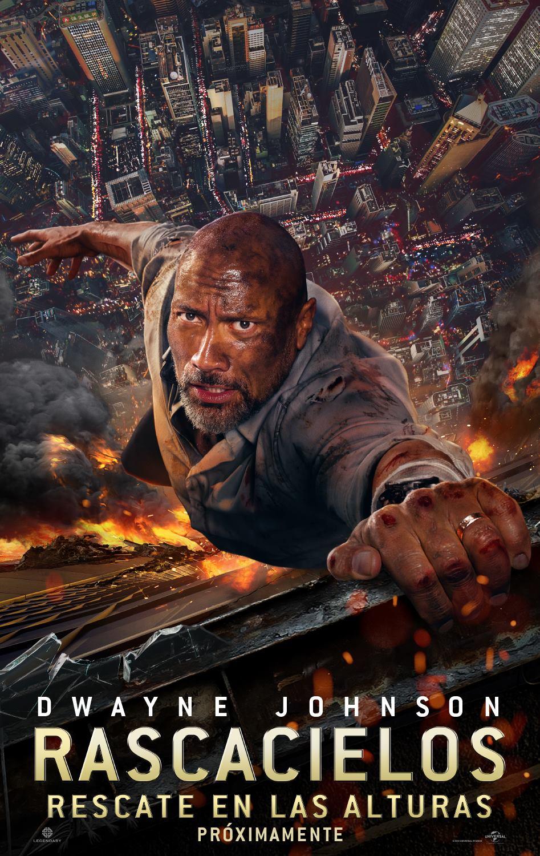 Photo of Llega a Cinemark «Rascacielos: rescate en las alturas»